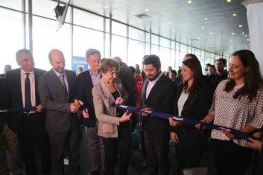 Con vuelo directo a Lima la Región del Biobío inaugura su primera ruta aérea internacional