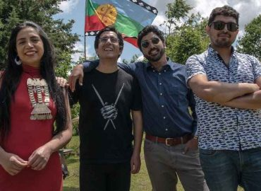 Inche estrena sesión en vivo: rescatando el legado cultural de los pueblos originarios