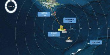 """Fuerza Aérea de Uruguay y Argentina se suma a búsqueda de Lockheed C-130 Hércules extraviado en Paso Drake: """"Operaremos Las 24 Horas"""""""