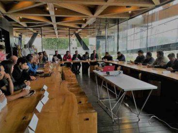 Emprendedores de la pesca recreativa de La Araucanía buscan fortalecer su actividad económica