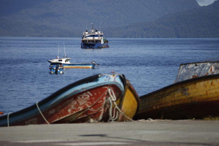 Aprueban 300 millones adicionales para lograr acuerdo por zonas contiguas con pescadores de la región de Aysén