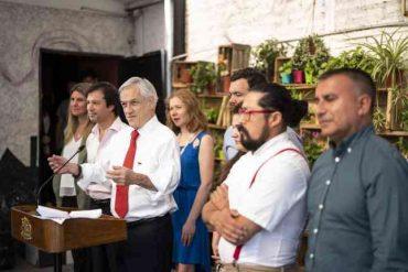 Presidente Piñera anuncia bono que beneficiará a 1,3 millones de hogares más vulnerables