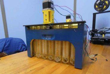 Estudiantes crean sistema inteligente de recolección de miel para apicultores