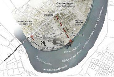 Estudio busca caracterizar y comprender la vocación de espacio público de bordes de río de Valdivia