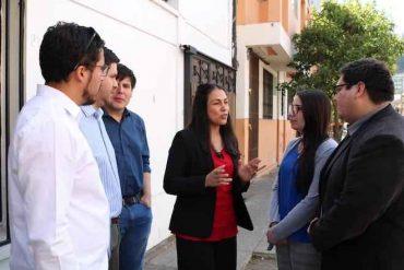 """DIputada Muñoz (RN) calificó como un """"error"""" que  los socios congelen su participación en Chile Vamos"""