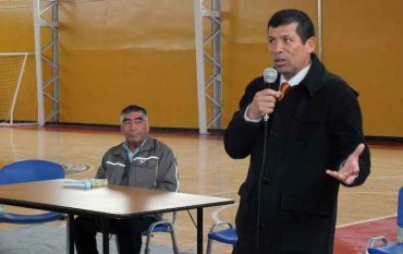 Todo listo y dispuesto para la consulta ciudadana de Saavedra este domingo 15 de diciembre