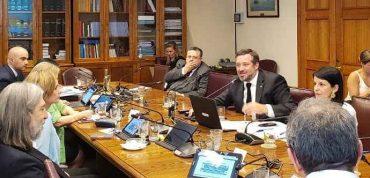 Proyecto que creasubsidio para alcanzar un Ingreso Mínimo Garantizado comienza su discusión en el Senado