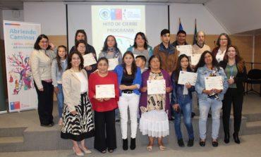 Programa Abriendo Caminos UST atendió a más de 80 familias en Valdivia