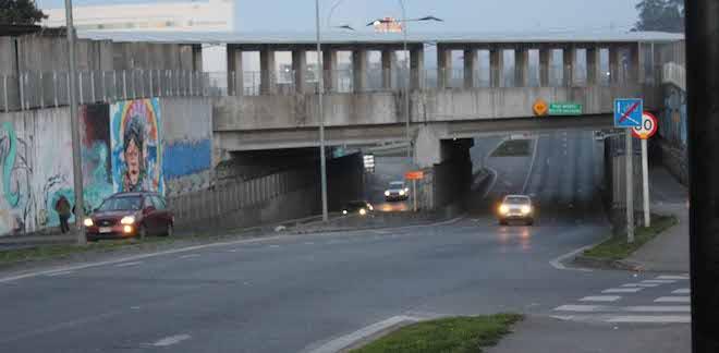 """Iniciarán suspensión temporal de """"vías reversibles"""" en Osorno"""