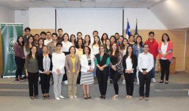 Carreras de Salud de UST Valdivia se reúnen con nuevos estudiantes 2020