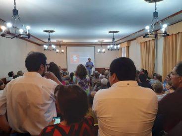 Masiva participación de ciudadanos tuvo primera reunión de la Casa del Rechazo en la provincia de Osorno