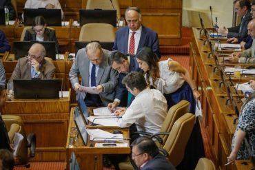 """Cámara aprueba """"proyecto Berger"""" que garantiza financiamiento a los Cosoc"""