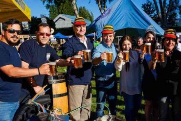 Río Bueno inicia verano 2020 con una nueva versión de la Bierfest del Ranco