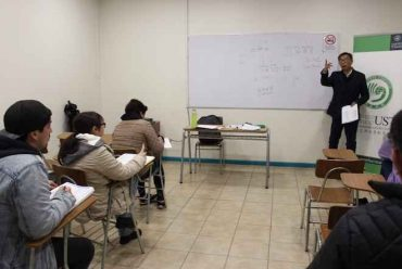 2020 comienza con clases de chino mandarín en Santo Tomás