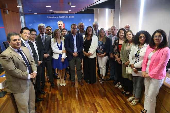 Intendente y rectores revelan programa del Congreso Futuro 2020 en Biobío
