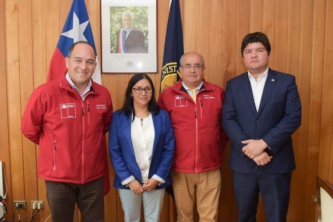 Gobierno nombró a la nueva directora regional del Injuv en Los Ríos