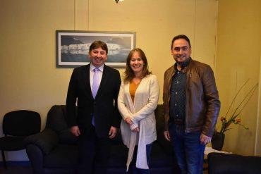 Empresa de robótica que se instalará en Puerto Aysén entregará becas para jóvenes de la zona