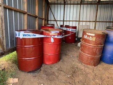 Denuncia realizada a través de redes sociales permitió detener tráfico de residuos peligrosos en Puerto Chacabuco