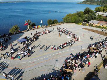 Inauguran proyecto explanada en la costanera de Puyehue: inversión asciende a $ 193 512 331