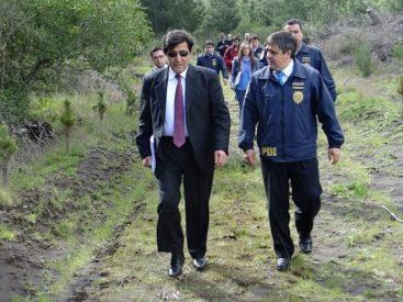 Ministro Carlos Aldana condena a carabineros en retiro por 19 homicidios calificados en Laja y San Rosendo