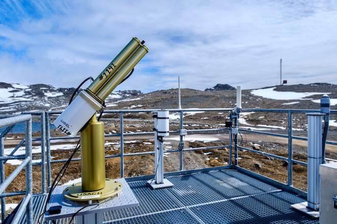 Detectan en Antártica material particulado de incendios de Australia