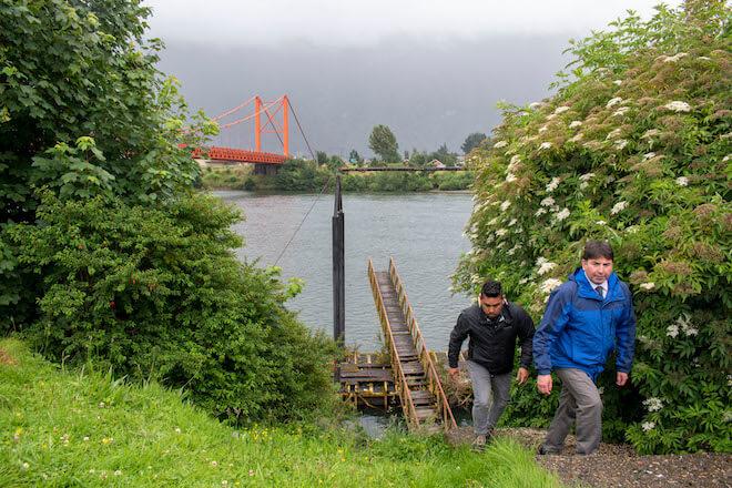 Municipalidad aysenina busca recuperar y reparar icónicos muelles en la ciudad