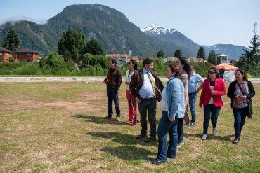 Municipalidad coordinó con la Cámara de Comercio de Puerto Aysén preparativos para feria productiva, comercial y turística