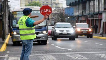 Ausencia de semáforos en el centro de Concepción causa caos vial: senador Navarro pidió dictamen a Contraloría