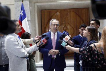 """Chahuán y Gobernadores Regionales: """"Gobierno y algunos alcaldes están equivocados si piensan en postergar la elección"""""""