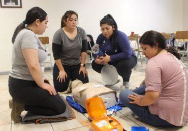 4ta Academia de Verano de Salud CFT se enfocó en la atención domiciliaria