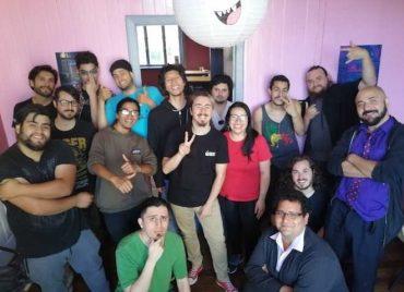 Diseño de Videojuegos Santo Tomás Valdivia realiza talleres previos al Global Game Jam