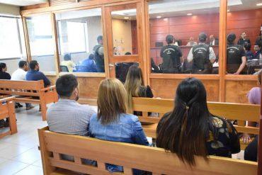 Dictan veredicto condenatorio contra autores de secuestro y homicidio frustrado en la comuna de Lota