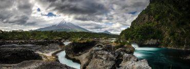 Contemplan invertir 290 millones de pesos en senderos de acceso a miradores de los Saltos del Petrohué