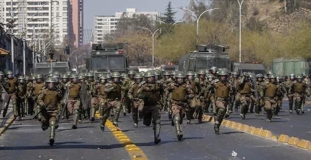 """Diputado Hernández: cuando la situación lo amerite, """"Carabineros debe resguardar el orden público"""""""