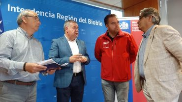 Subdere entregó 3.700 millones a 30 municipios de la Región del Biobío para inversión social