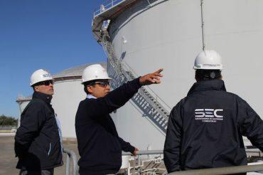 Superintendente (s) de la SEC monitorea operación de empresas eléctricas y de combustibles del sur de Chile