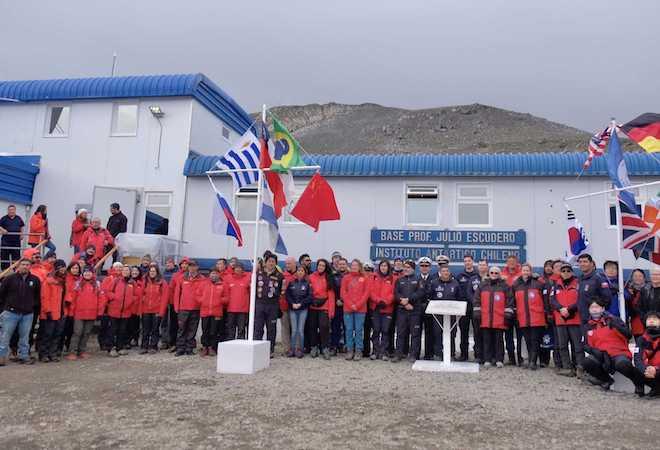 Base Escudero cumple un cuarto de siglo al servicio de la ciencia polar