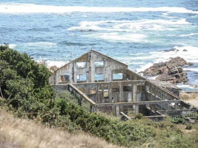 Carrera de Turismo de Santo Tomás Concepción apuesta por el rescate histórico en Caleta Chome