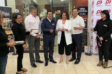 Indap Biobío y Mallplaza inauguran la primera Tienda Mundo Rural
