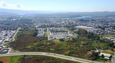 Inauguran Parque Urbano Catrico en Valdivia: inversión asciende a $ 5.945.263 millones de pesos