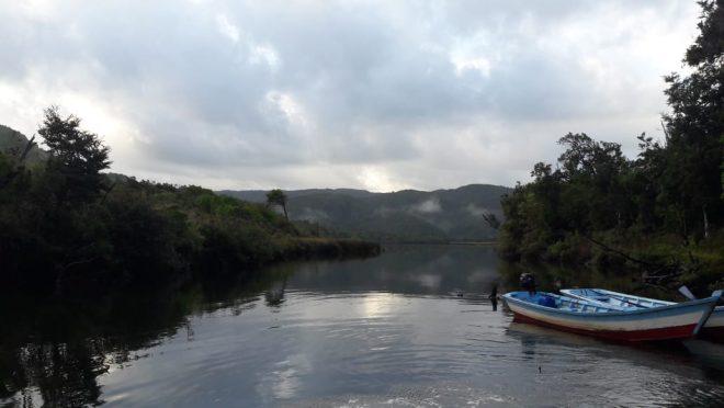 Autoridades y comunidades originarias de caletas Cóndor y Huellelhue contemplan puesta en valor de Área Marina Costera Protegida