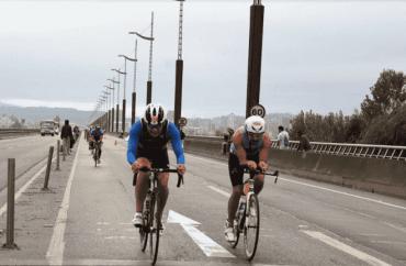 Triatlón Cruzando el Bío-Bío llega con su 7.ª versión