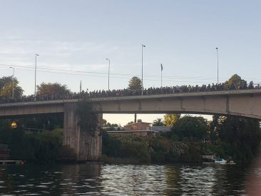 Más de 4 mil personas marcharon por el Dia de la Mujer en Valdivia