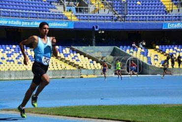 Atleta de Los Ángeles batió nuevamente récord de Chile