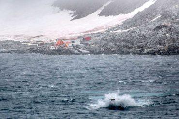 INACH dispuso medidas precautorias en Antártica por avance de la pandemia de COVID-19