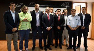 Ministro de Educación se reúne con alcaldes del país para coordinar trabajo durante pandemia
