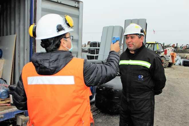 Empresa Puertos de Talcahuano implementa medidas de contingencia por COVID-19
