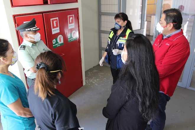 Gendarmería intensifica medidas para evitar contagio de Coronavirus en cárceles del Biobío