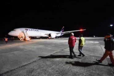 Con éxito se desarrolló rescate sanitario para pasajeros del crucero Explorer desde la Región de Los Lagos
