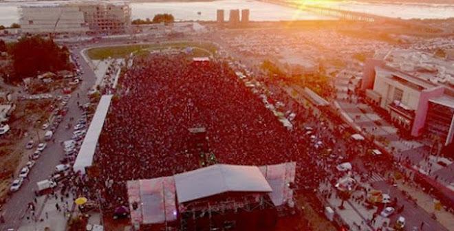 Seremi de Economía, Mauricio Gutiérrez: «Hasta el momento, más de 50 mil personas han rotado en el Parque Bicentenario»